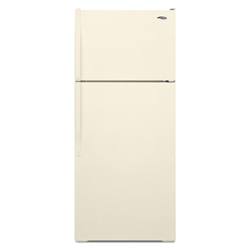 Amana A4TXNWFXQ 14.4 cu. ft. Refrigerator with Wire Shelves, Reversible Door Swing & Dairy Center