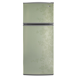 Amana A8RXNGMWG 17.6 cu. ft. Refrigerator with SpillSaver Glass Shelves & Contoured Doors