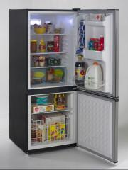 Avanti FFBM921PS 9.2 cu. ft. Refrigerator with Adjustable Glass Shelves & Beverage Can Dispenser