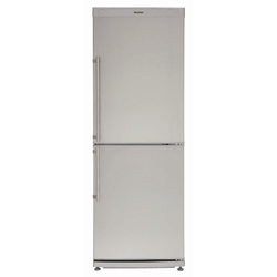 Blomberg BRFB1040 10.6 cu. ft. Bottom-Freezer with Glass Shelves, Freezer Drawers, HygION Antibacterial