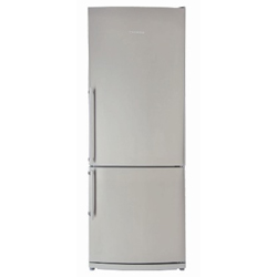 Blomberg BRFB1150 11.7 cu. ft. Bottom-Freezer with Glass Shelves, HygION Antibacterial and Wine Rack