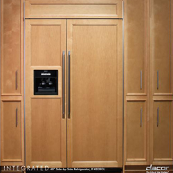 Dacor Epicure IF48DBOL 29.7 cu. ft. 48