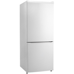 Danby DFF261WDB 9.2 cu. ft. Refrigerator with Adjustable Glass Shelves & CanStor Dispenser