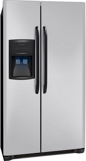 Frigidaire Ffhs2622mh Cu Ft Side By Side Refrigerator