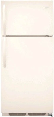 Frigidaire FFHT1713LQ 16.5 cu. ft. Top Freezer Refrigerator, 2 SpaceWise Adjustable Wire Shelves, 2 Humidity Controlled Crisper Drawers, White Dairy Door, Ready-Select Controls