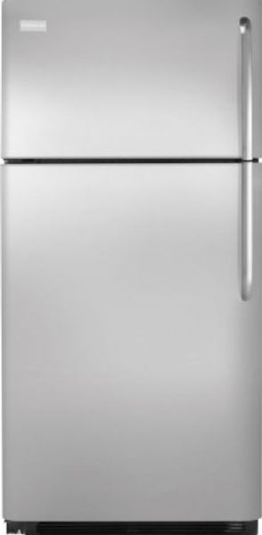 Frigidaire FFHT1826LK 18.2 cu. ft. Top Freezer Refrigerator, 2 Sliding SpillSafe Shelves, 2 Humidity Controlled Crisper Drawers, Store-More Gallon Door Storage, Cool Zone Drawer:
