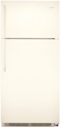 Frigidaire FFHT1826LQ 18.2 cu. ft. Top Freezer Refrigerator, 2 Sliding SpillSafe Shelves, 2 Humidity Controlled Crisper Drawers, Store-More Gallon Door Storage, Cool Zone Drawer