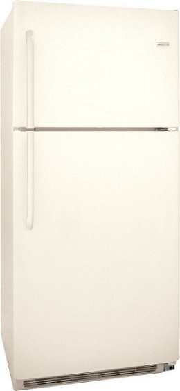 Frigidaire FFTR2126LQ 20.6 cu. ft. Top-Freezer Refrigerator, SpillSafe Adjustable Glass Shelves, Full-Width Door Bins, Humidity-Controlled Drawers