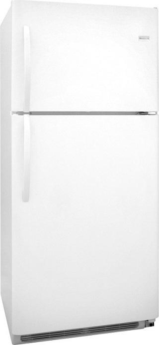 Frigidaire FFTR2126LW Top Freezer Refrigerator