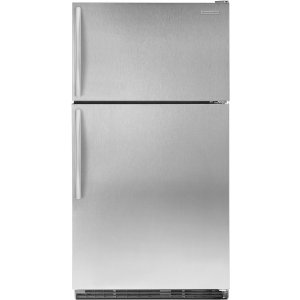 KitchenAid K2TREFFWMS 21.7 Cu. Ft. Top Freezer Refrigerator, ExtendFresh  Plus Temp. Management