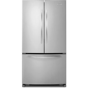 KitchenAid KBFS25EWMS Architect Series II 24.8 cu. ft. French Door Refrigerator, Monochromatic Stainless Steel