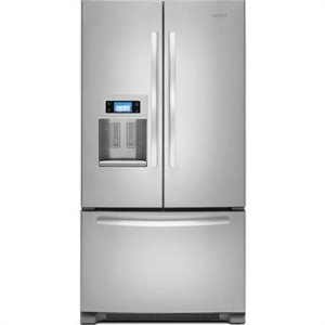 kitchenaid architect ii kfis27cxms 26 6 cu ft french door