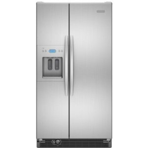 KitchenAid Architect II KSRS25RVMK 25.4 cu ft Side By Side ...