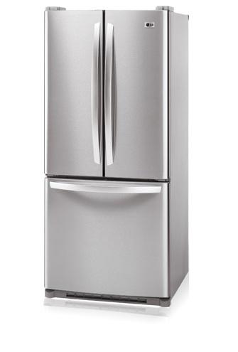 Lg Lfc20760st 197 Cu Ft French Door Refrigerator Ice Maker