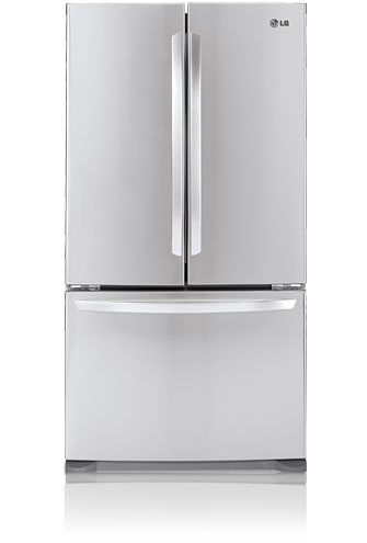 LG LFC25776ST 25.0 cu. ft. French Door Refrigerator, Linear Compressor, Stainless Steel