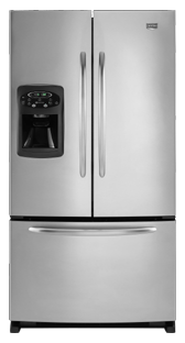Maytag Ice2o Mfi2067aes 20 Cu Ft Counter Depth French Door