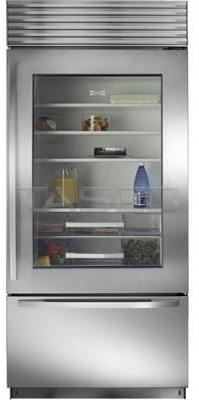 Sub Zero Bi36ugsph 21 3 Cu Ft Built In Bottom Freezer