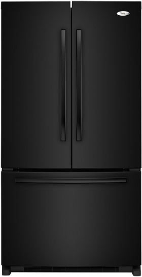 Whirlpool Gold Gx5fhtxvb 24 8 Cu Ft French Door